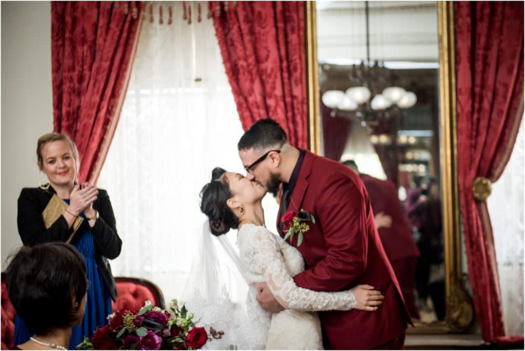 Merchant's House Museum Wedding Yeahia Ahmed Photography